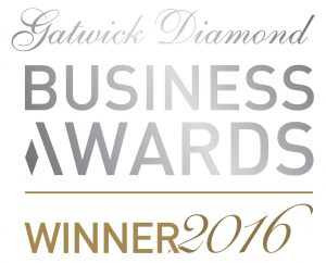 Gatwick Diamond Business Awards winner 2016